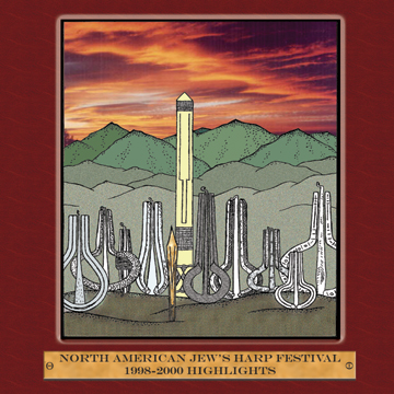 North American Jew's Harp Festival 1997 Highlights CD
